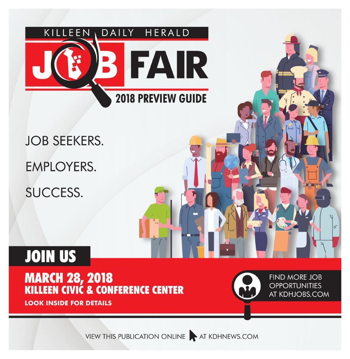 KDH Job Spring Fair 2018