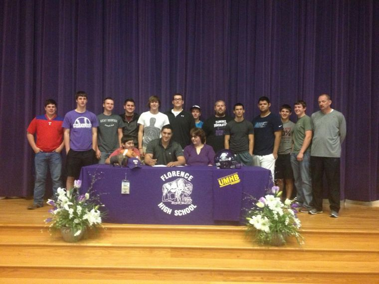 Florence Football Signing