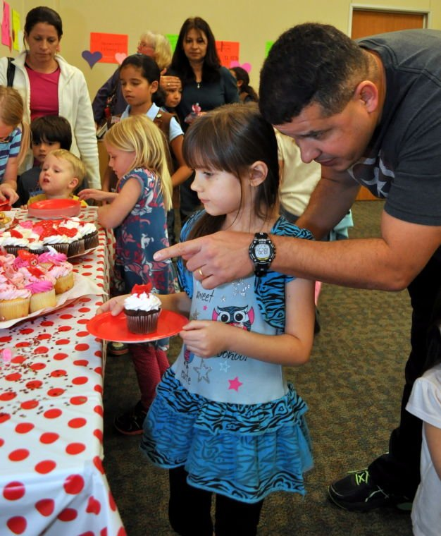 Valentines Day Party Harker Heights Library
