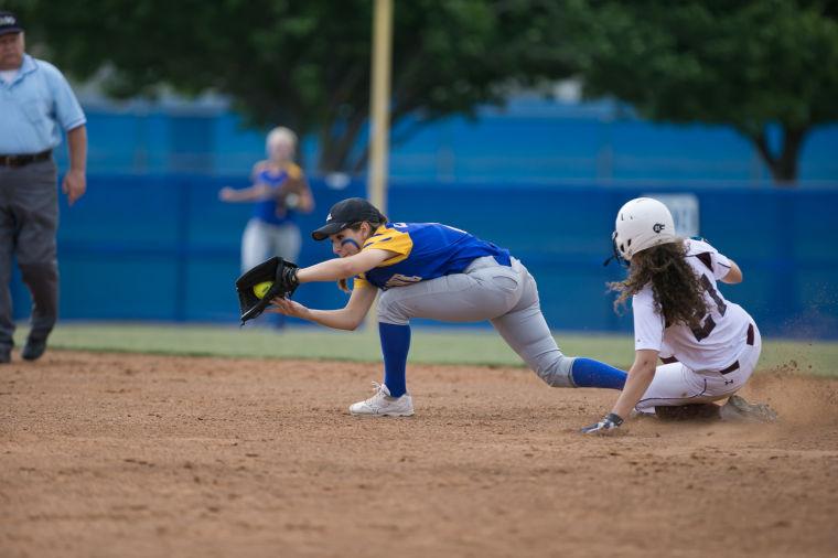 Cove vs. Timberview Softball