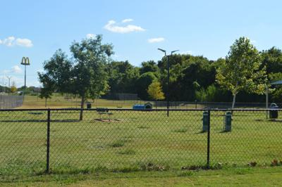 The city of Killeen completed installation of new LED, solar powered lights in Mickey's Dog Park.