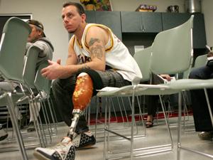 Adaptive sports program holds meeting
