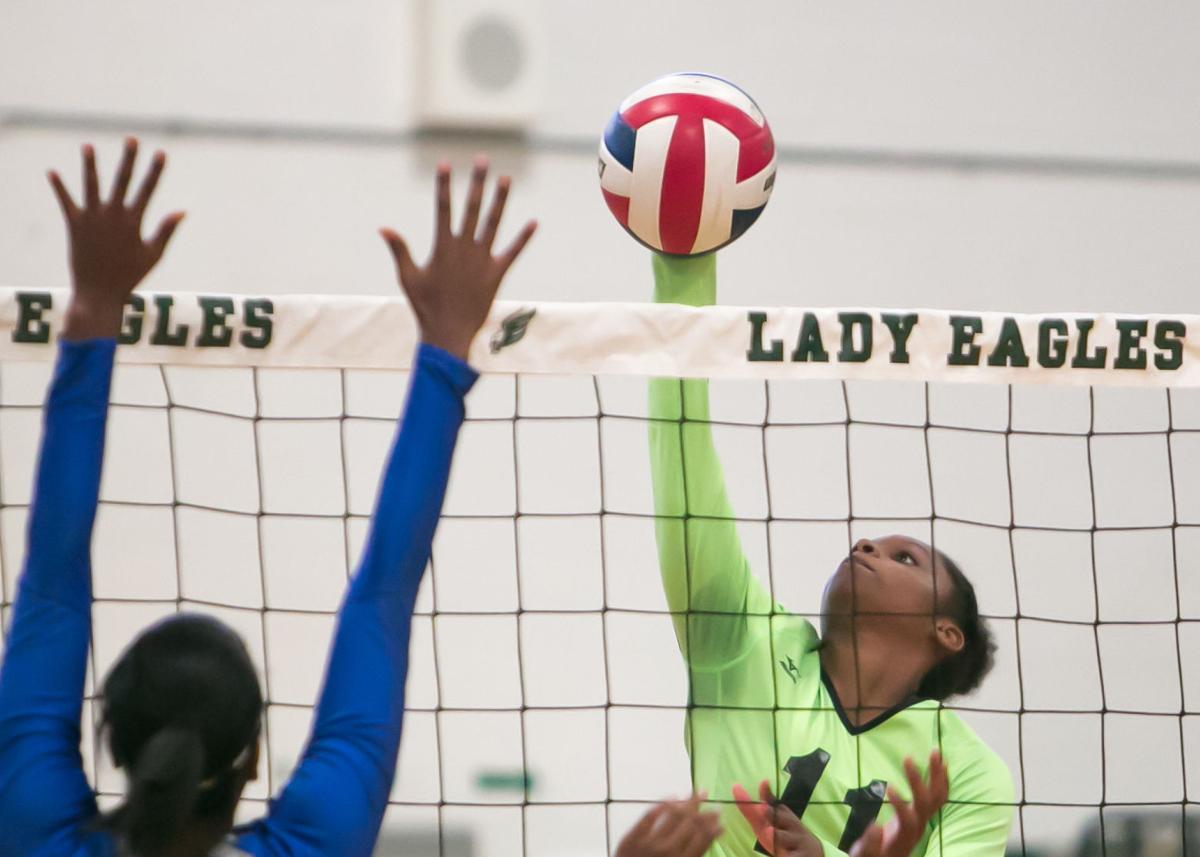 Waco Connally at Ellison-Volleyball