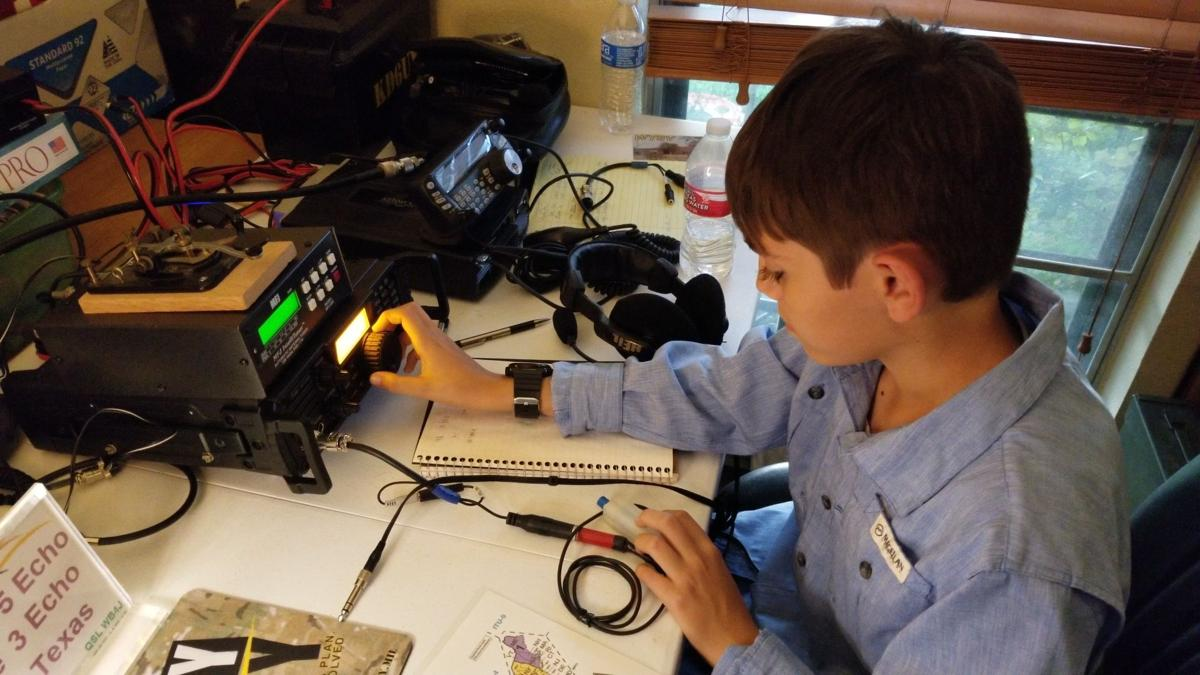 Cove club keeps ham radio alive for fun and to be prepared