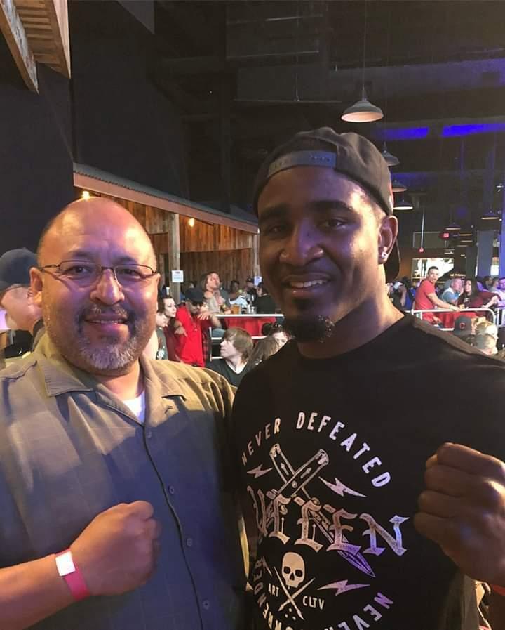UFC fighter 2