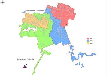 Killeen narrows redistricting options