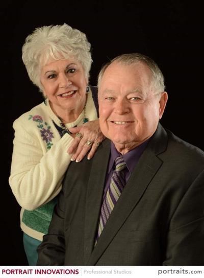 Sandra and Dickey McCleney