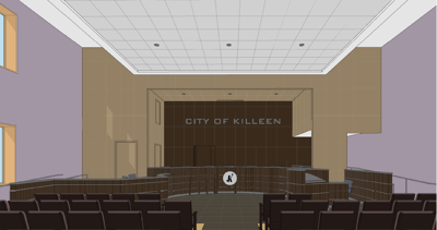 New city council chambers