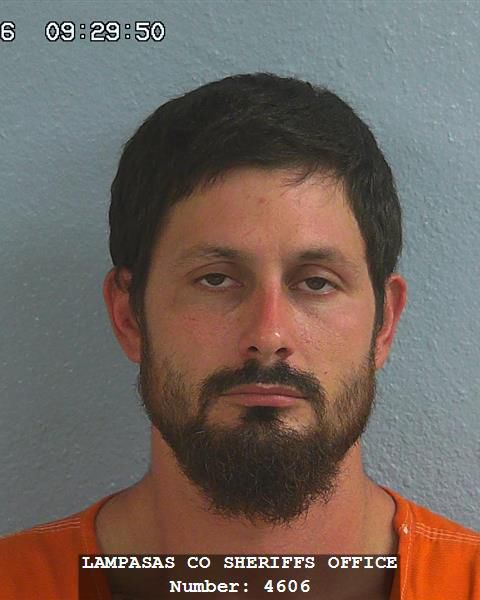 Kempner man arrested following standoff in Cove
