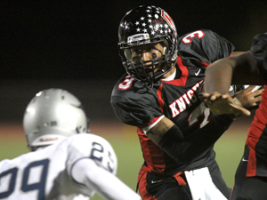 Knights hold off Bryan, remain in playoff picture