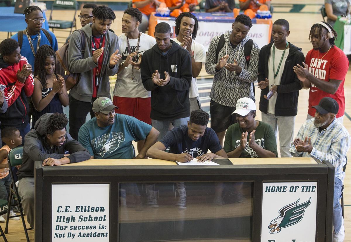 Ellison Signing