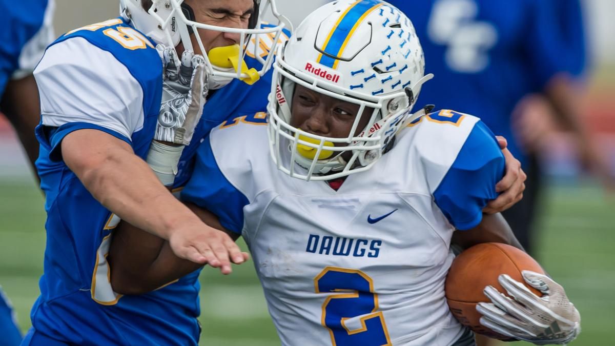 FOOTBALL: White Team tops Blue 21-7 in Copperas Cove's spring game