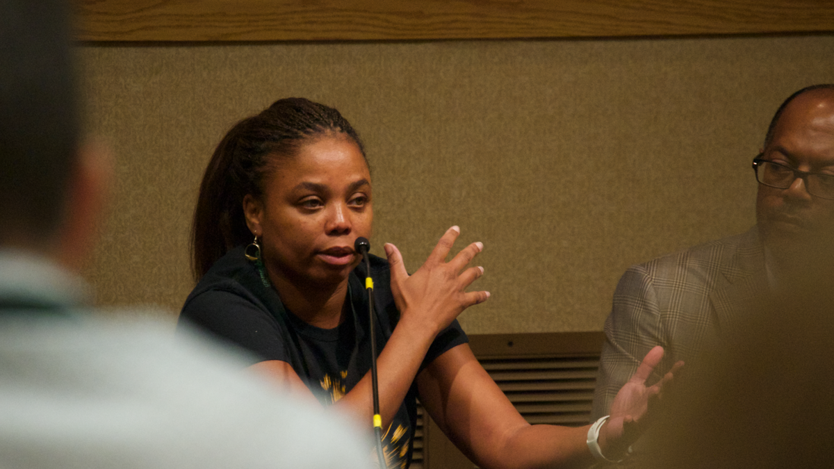 Only one you': ESPN's Jemele Hill embraces persona throughout career