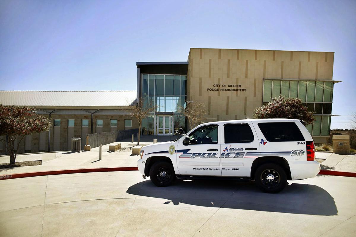 Killeen police headquarters