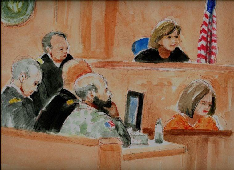 Hasan trial
