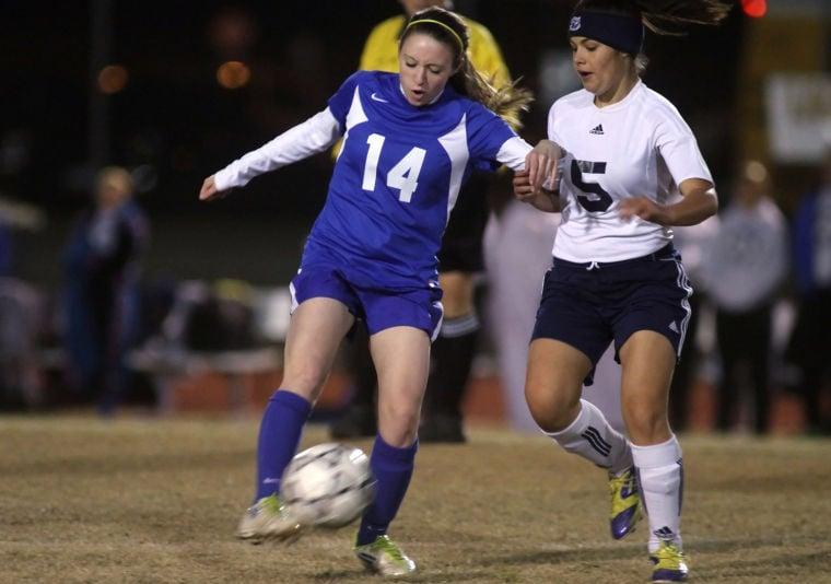Girls Soccer: Shoemaker v. Cove