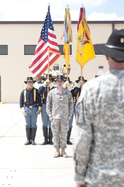 3rd Brigade welcomes five battalion commanders