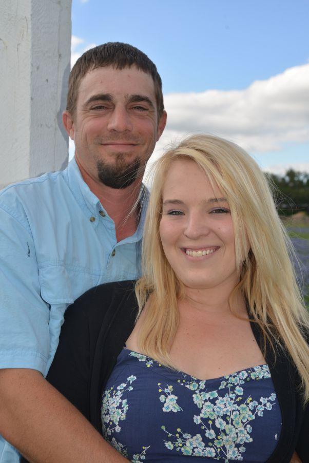 Danielle Brooke Wellborn and Bradley Wayne Tyler