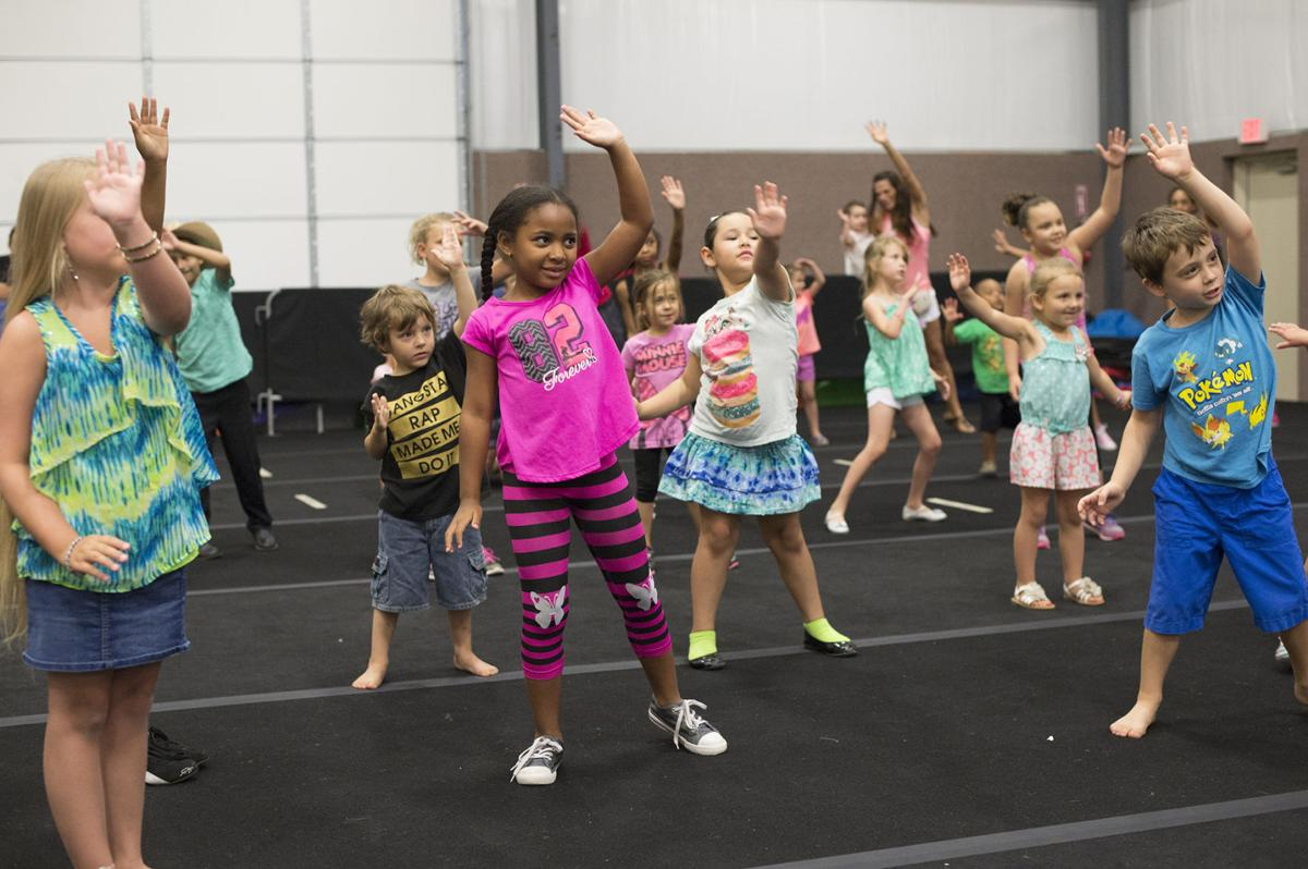 GymKix National Dance Day
