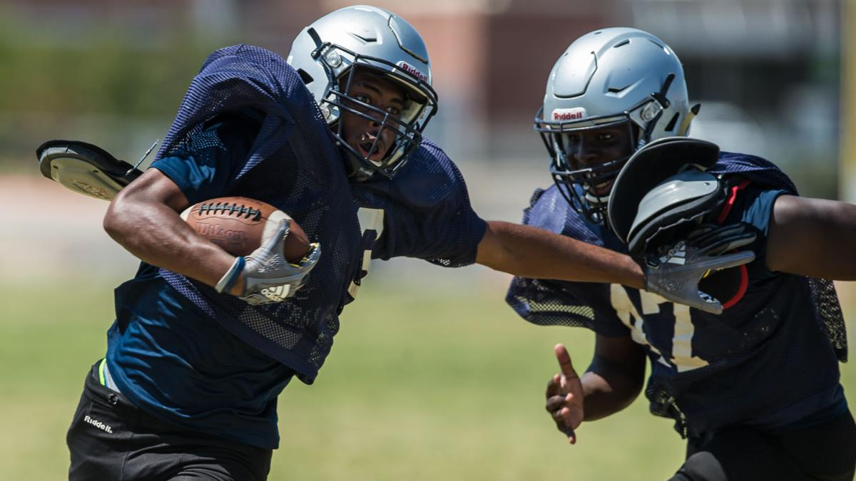 FOOTBALL: Grey Wolves ready to show they are competitive team