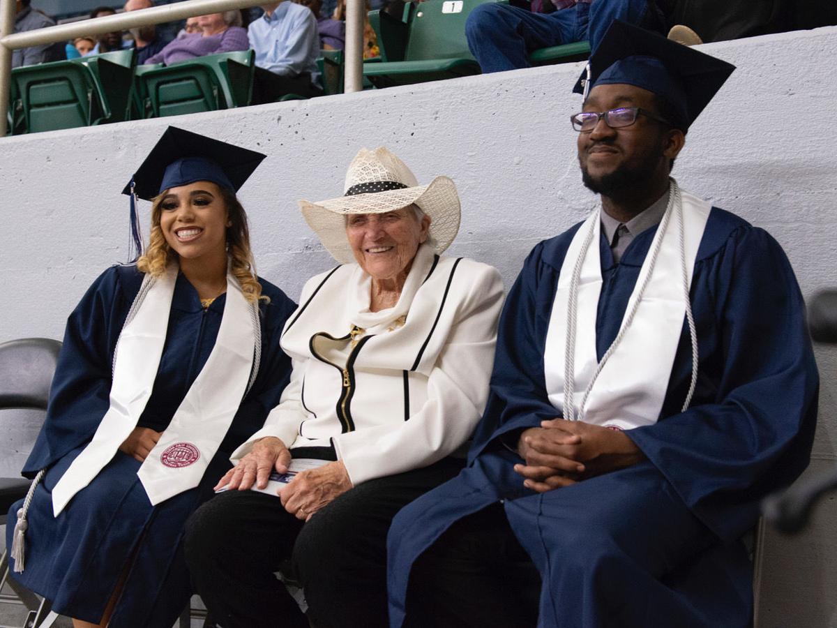 Texas A&M University-Central Texas graduation ceremony