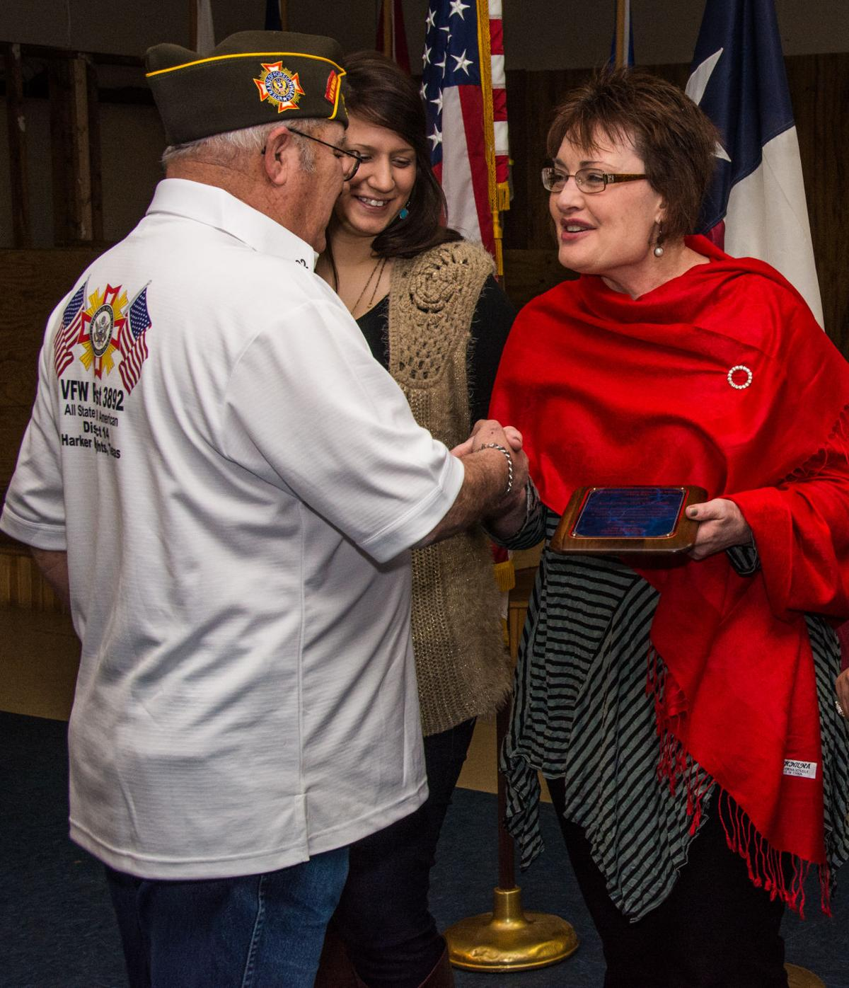 """vfw essay citizenship in america Mayor dennis k leahy and vfw 2064 commander john luffman and the  winners of the vfw 2064 annual patriots pen essay and voice of democracy   elementary school the """"citizen education teacher 2014 award."""