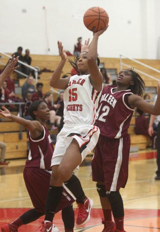 Girls Basketball: Heights v. Killeen