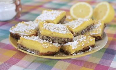 FOOD LEMON-BARS FR