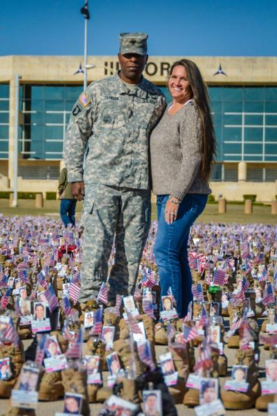 Military spouse of the year