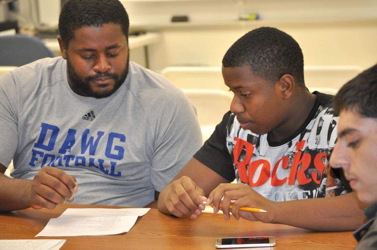 PASS Club helps football team get 100 percent passing rate | News