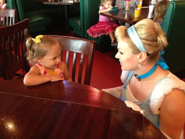 Pancakes and Princesses