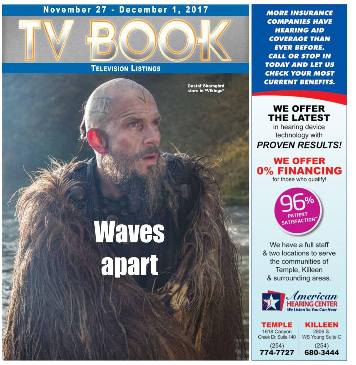 Tv Book Nov 26th - Dec 2nd