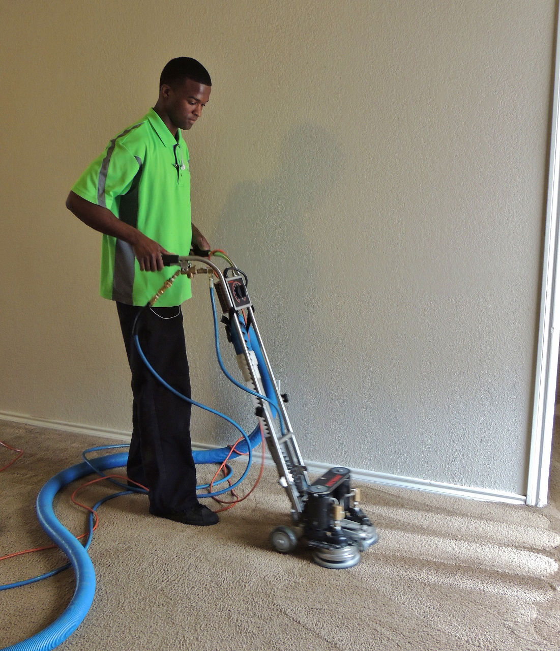 Homefront Feature-Pristine Home and Carpet Care