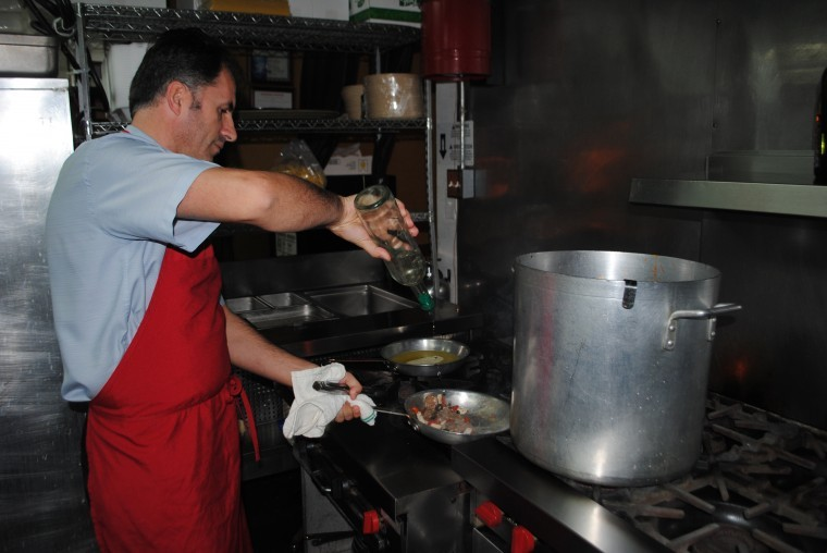 Former Kosovo refugee finds success with Luigi's in Harker Heights, Belton