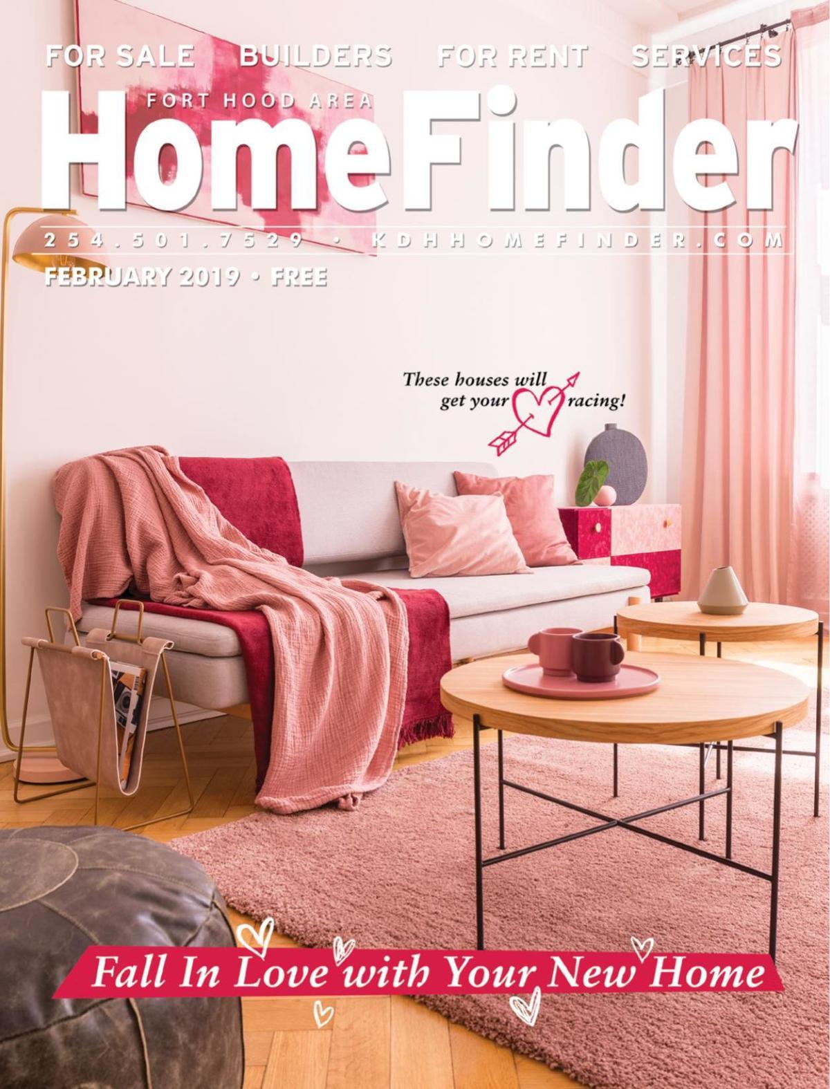February 2019 Homefinder