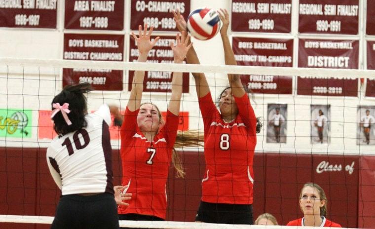 Volleyball: Killeen v. Belton