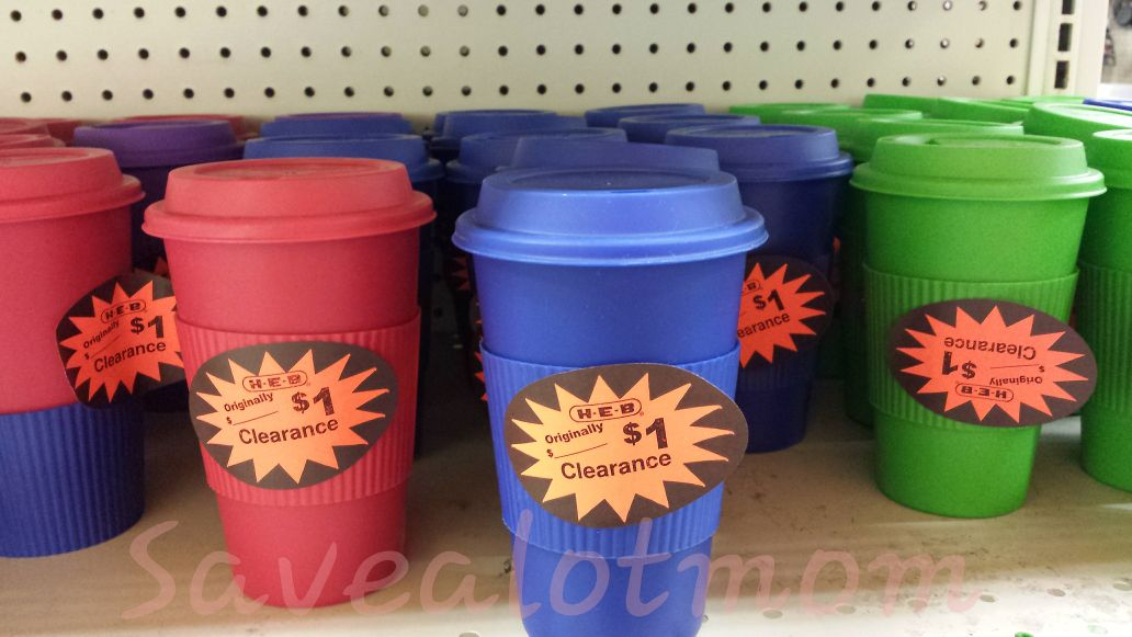 HEB Travel Cups!