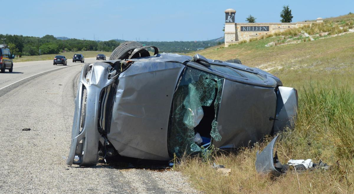 Rollover on Hwy  195 near Killeen city limits | Local News