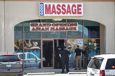 Police Swat Search Of Central Texas Massage Parlors Among Several In State