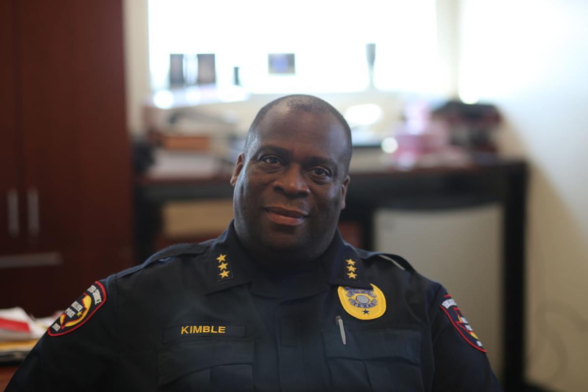 Chief Kimble