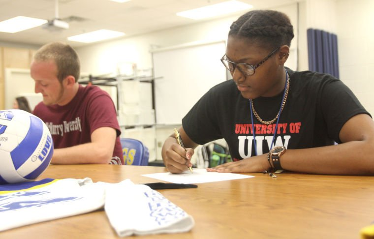Copperas Cove High School Athlete Signings