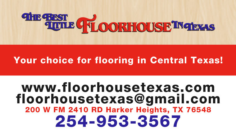 The Best Little Floorhouse in Texas