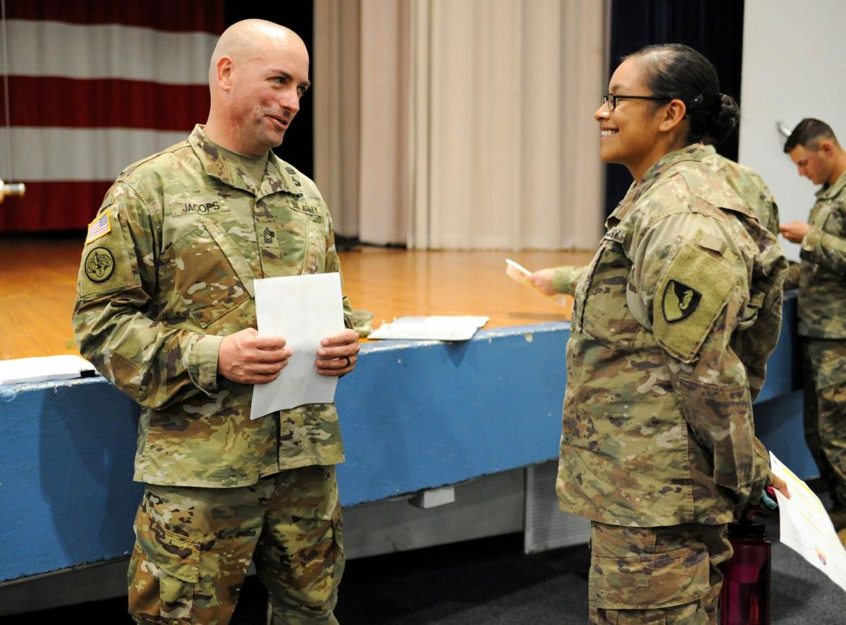 security force assistance brigade coming to fort hood military