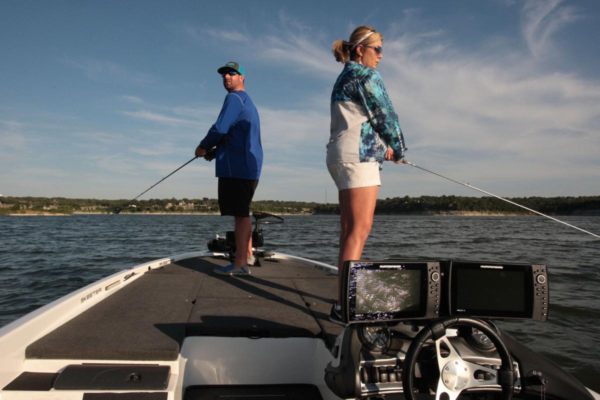 Lure of bass fishing
