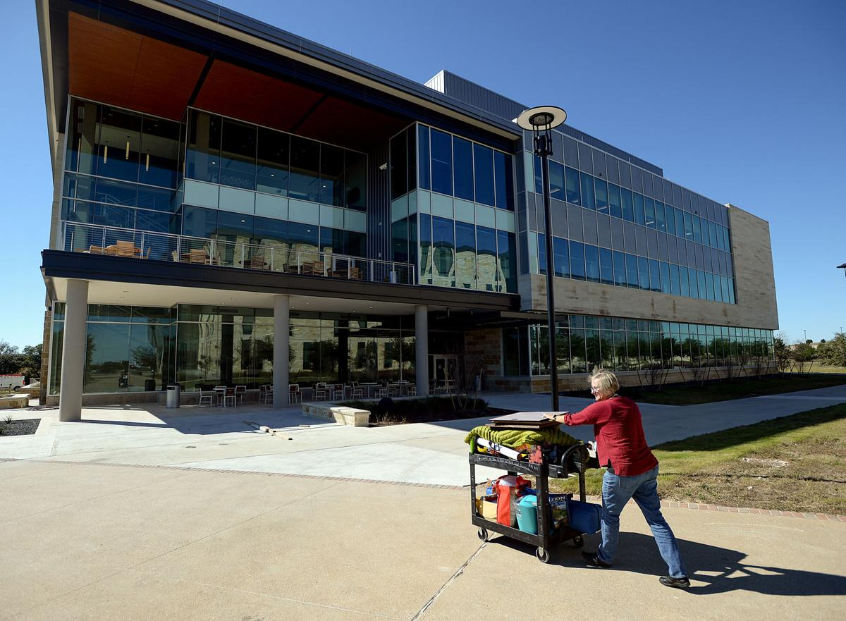 TAMUCT New Building
