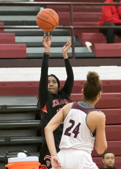 Harker Heights at Killeen Girls Basketball