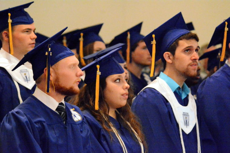 Cove baccalaureate service