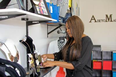 Fashion Designer Opens Boutique In Cove Terrace News Kdhnews Com