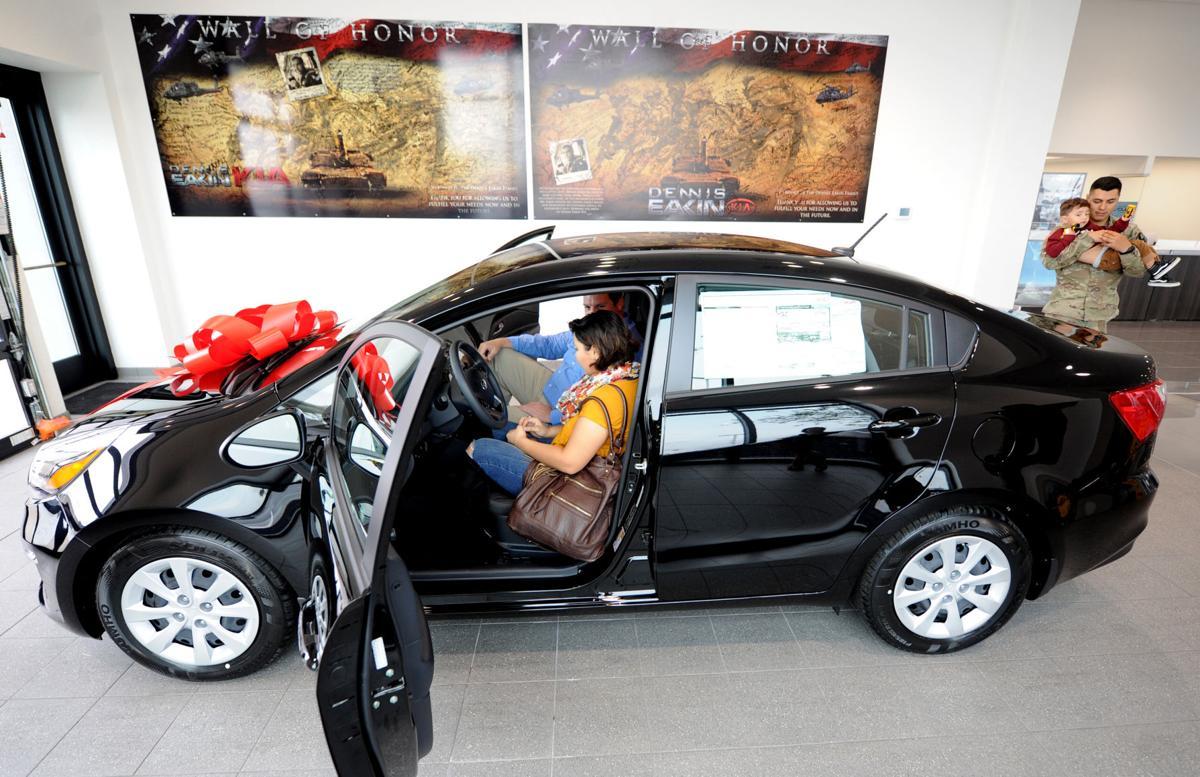 Dennis Eakin Kia Car Giveaway