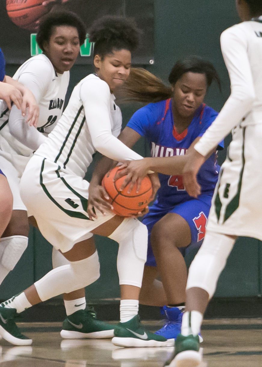 Waco Midway @ Ellison Girls Basketball